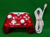 PDP Rock Candy Wired Controller for Xbox 360 - Red
